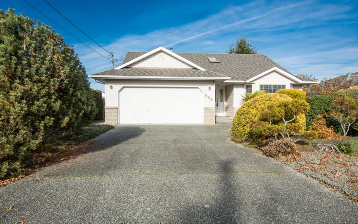 868 Temple Street, Parksville BC - PQ Parksville Single Family Detached for sale, 2 Bedrooms (462860)