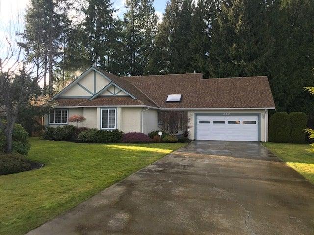 577 Juniper Drive, Qualicum Beach, BC  - PQ Qualicum Beach Single Family Detached for sale, 3 Bedrooms (464612)