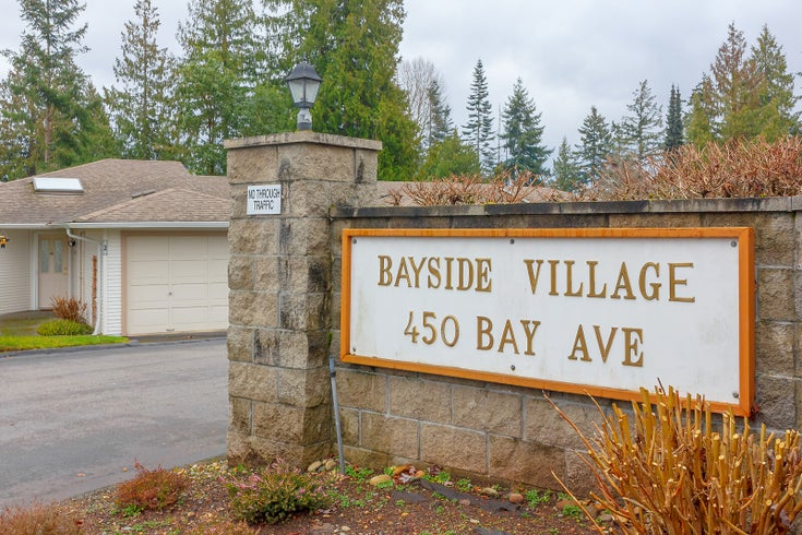 #23 - 450 Bay Avenue, Parksville BC V9P 2K2 - PQ Parksville Row/Townhouse for sale, 2 Bedrooms (862198)