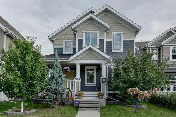 7708 SUMMERSIDE GRANDE Boulevard - Summerside Detached Single Family for sale, 4 Bedrooms (E4208595)
