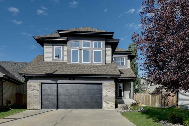 858 CHAHLEY Way - Cameron Heights_EDMO Detached Single Family for sale, 4 Bedrooms (E4209555)