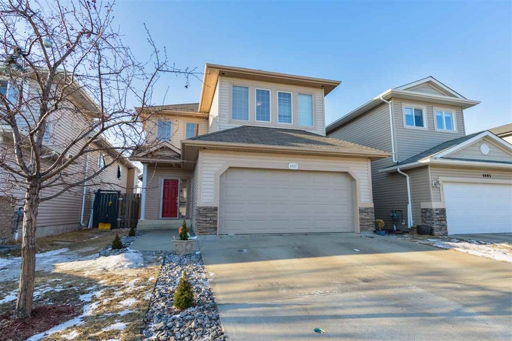 4537 154 Avenue - Brintnell Detached Single Family for sale, 5 Bedrooms (E4236433)