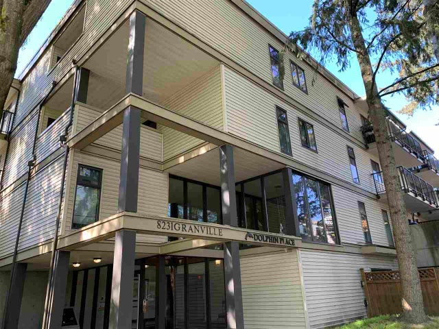 313 8231 GRANVILLE AVENUE - Brighouse Apartment/Condo for sale, 1 Bedroom (R2578164)