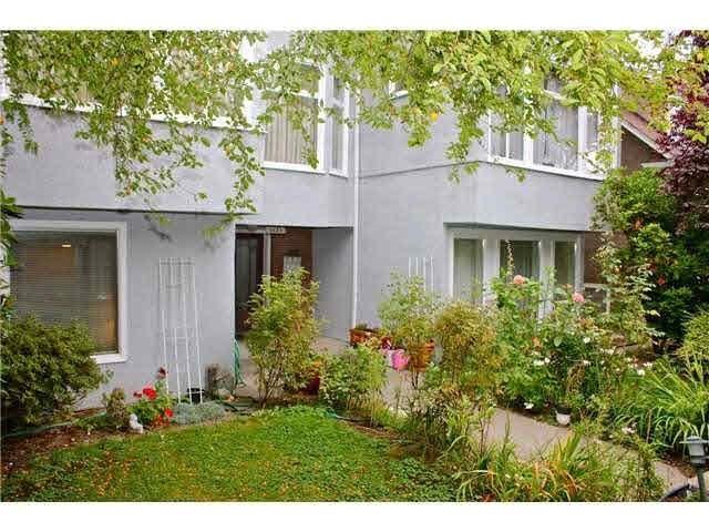 6 1131 W 11TH AVENUE - Fairview VW Apartment/Condo for sale, 1 Bedroom (R2503654)