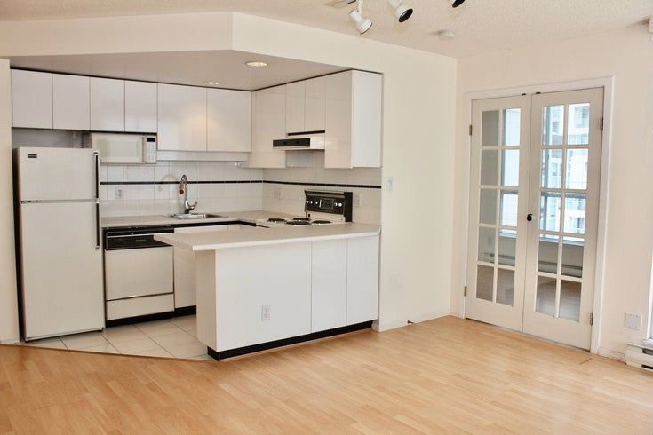 2009 1500 HOWE STREET - Yaletown Apartment/Condo for sale, 1 Bedroom (R2554222)