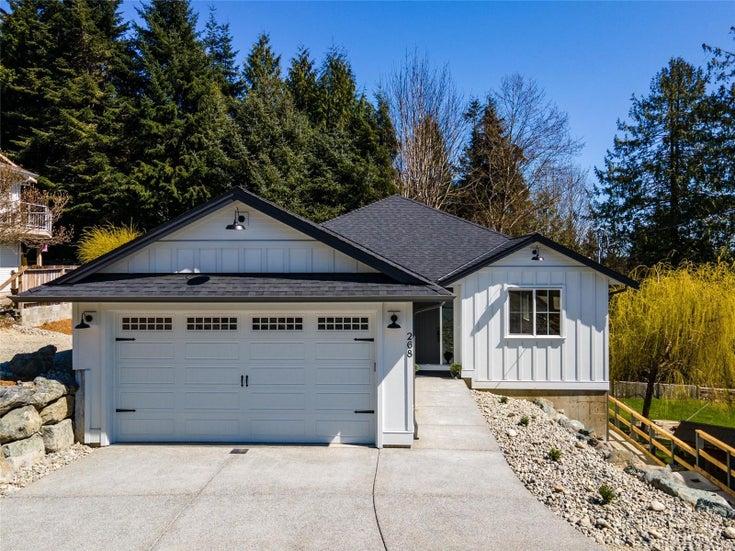 268 Castley Hts - Du Lake Cowichan Single Family Detached for sale, 4 Bedrooms (872098)