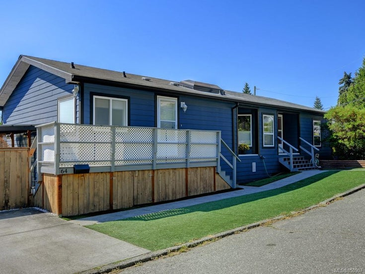 64 2587 Selwyn Rd - La Mill Hill Manufactured Home for sale, 3 Bedrooms (850907)