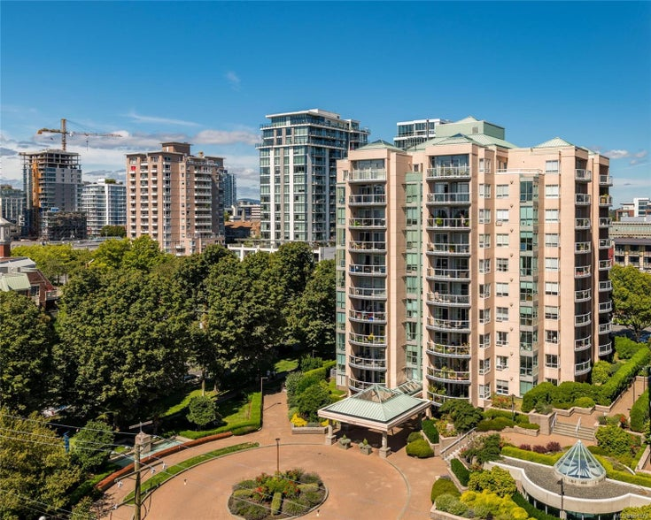 1103 1010 View St - Vi Downtown Condo Apartment for sale, 2 Bedrooms (861979)