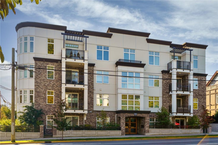 403 1765 Oak Bay Ave - Vi Rockland Condo Apartment for sale, 2 Bedrooms (863764)