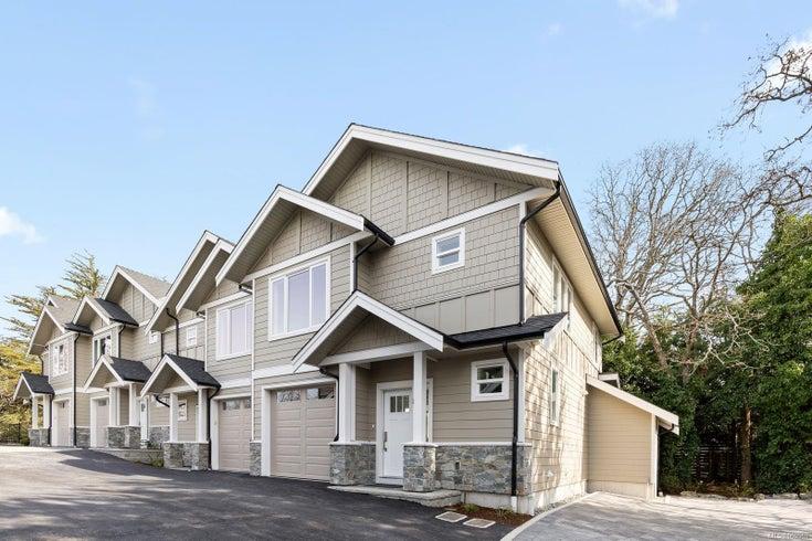 6 3031 Jackson St - Vi Hillside Row/Townhouse for sale, 3 Bedrooms (869969)