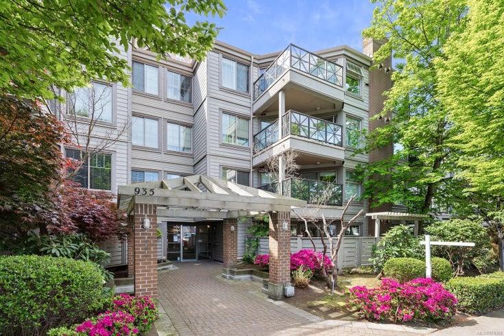 205 935 Johnson St - Vi Downtown Condo Apartment for sale, 2 Bedrooms (874368)