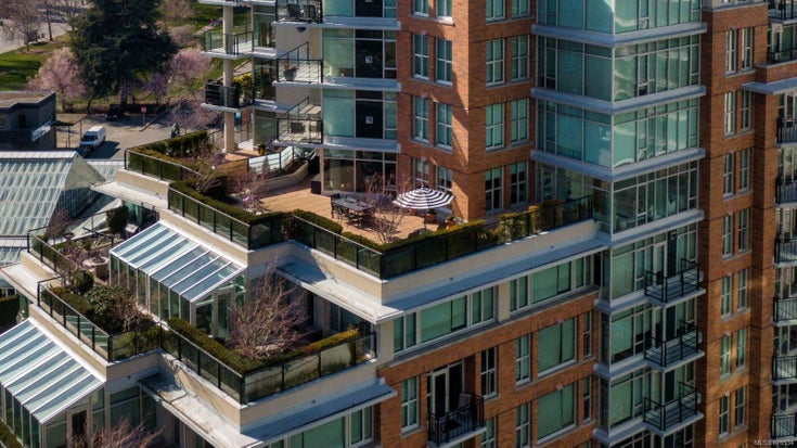 N806 737 Humboldt St - Vi Downtown Condo Apartment for sale, 2 Bedrooms (879534)