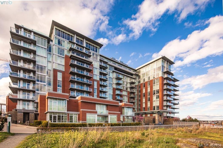 611 100 Saghalie Rd - VW Songhees Condo Apartment for sale, 3 Bedrooms (404454)