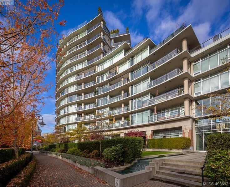 N511 737 Humboldt St - Vi Downtown Condo Apartment for sale, 2 Bedrooms (408692)