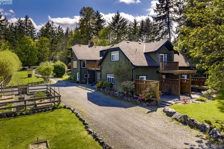1130 Benvenuto Ave - CS Brentwood Bay Single Family Detached for sale, 6 Bedrooms (408879)