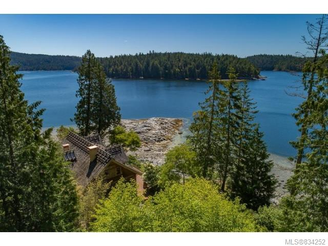 684 Whaletown Rd - Isl Cortes Island Single Family Detached for sale, 3 Bedrooms (834252)