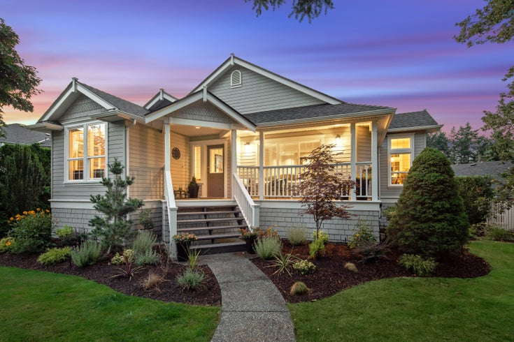 6683 Amwell Dr - CS Brentwood Bay Single Family Detached for sale, 4 Bedrooms (415603)
