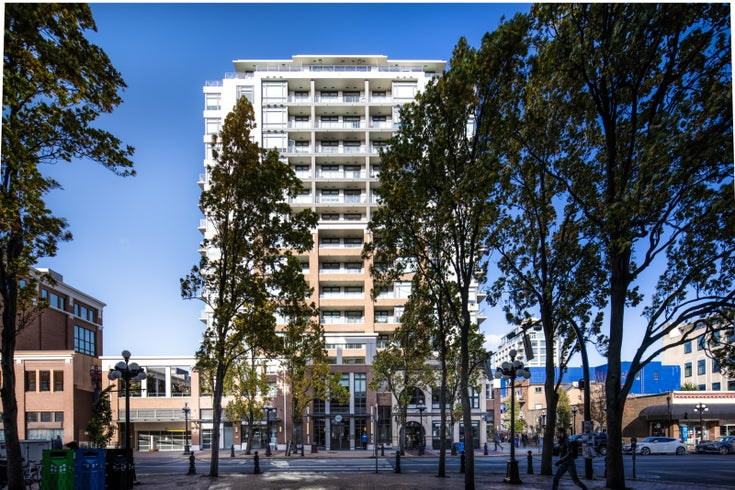 406 728 Yates St - Vi Downtown Condo Apartment for sale, 1 Bedroom (859127)