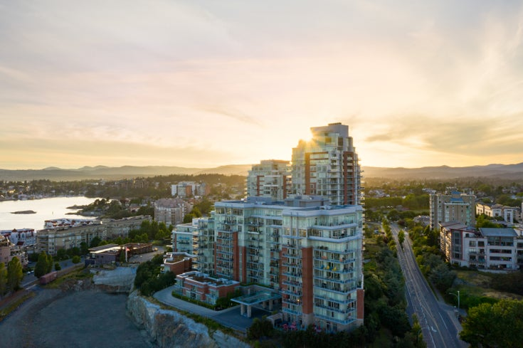 909/910 100 Saghalie Rd - VW Songhees Condo Apartment for sale, 3 Bedrooms (862098)