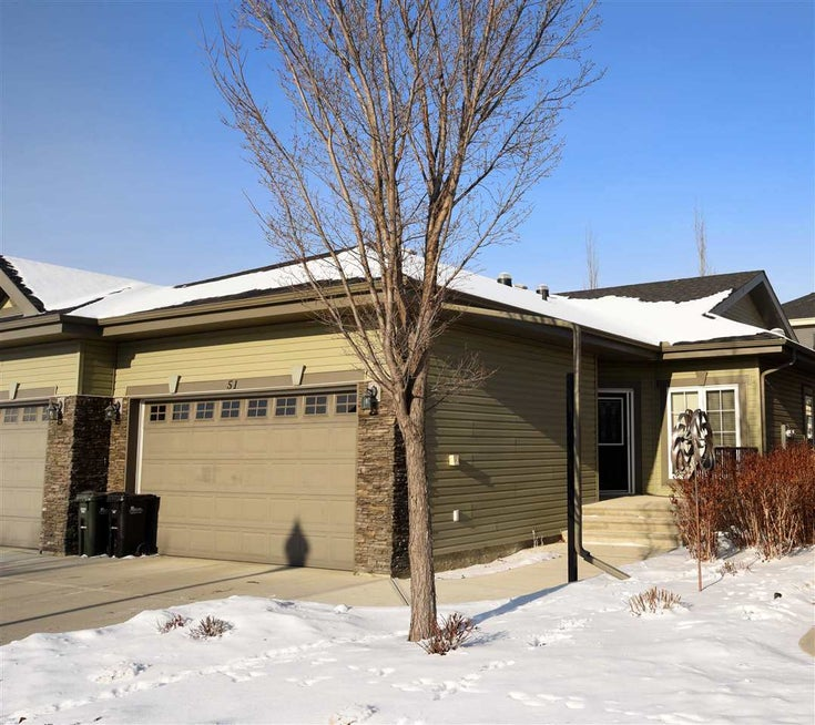 51 4001 ETON Boulevard - Emerald Hills Half Duplex for sale, 2 Bedrooms (E4227261)