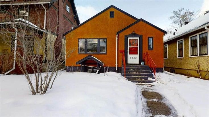 9828 89 AV NW - Strathcona Detached Single Family for sale, 2 Bedrooms (E4191597)