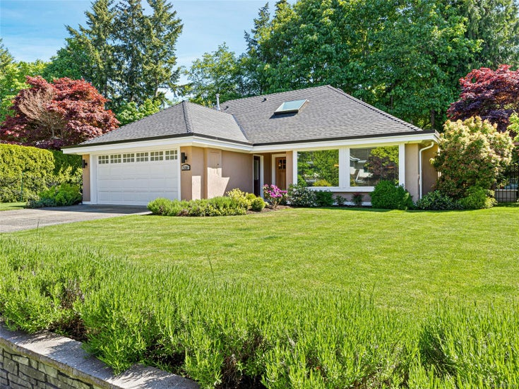 538 Willow Rd - PQ Qualicum Beach Single Family Detached for sale, 3 Bedrooms (876199)