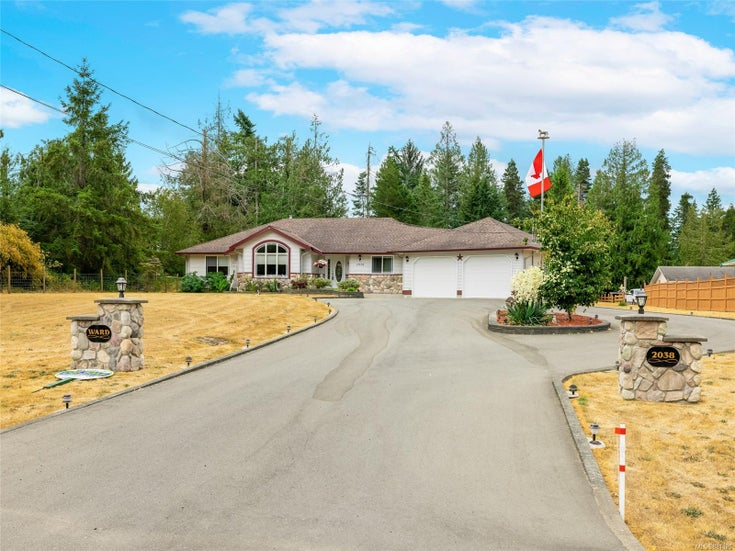 2038 Pierpont Rd - PQ Errington/Coombs/Hilliers Single Family Detached for sale, 3 Bedrooms (881520)