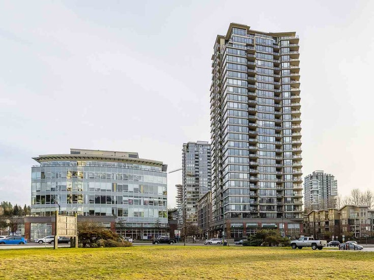 806 110 BREW STREET - Port Moody Centre Apartment/Condo for sale, 2 Bedrooms (R2548100)