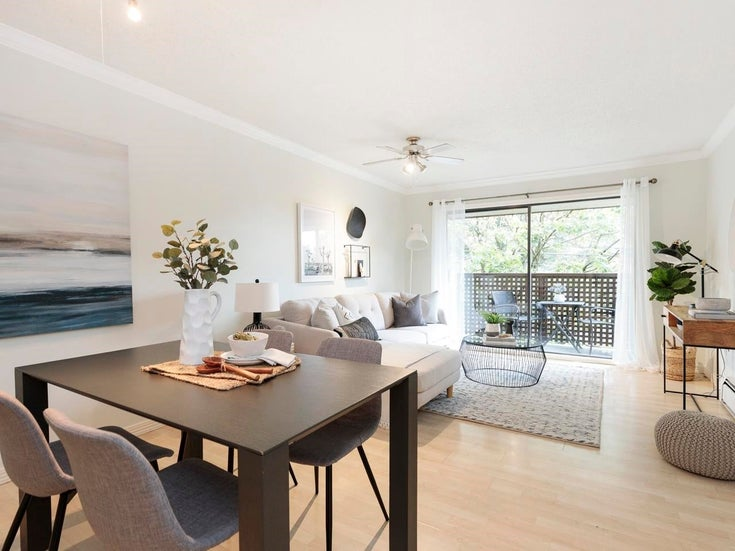 306 2215 DUNDAS STREET - Hastings Apartment/Condo for sale, 1 Bedroom (R2624981)