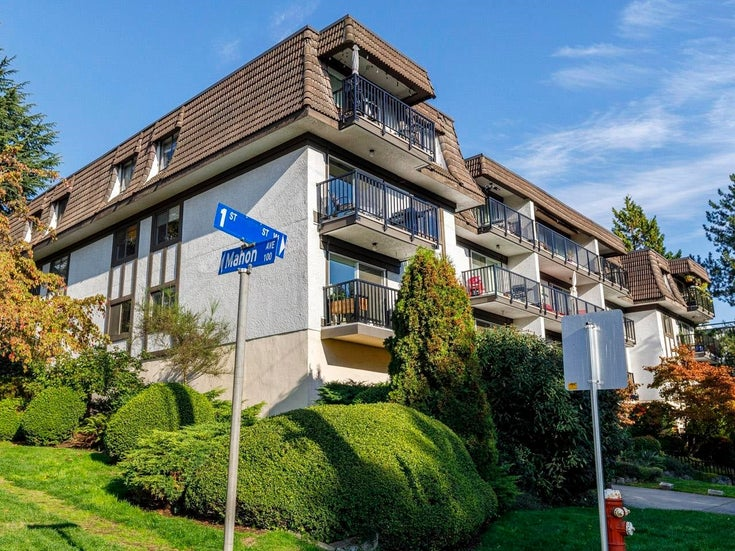 207 270 W 1ST STREET - Lower Lonsdale Apartment/Condo for sale, 2 Bedrooms (R2625084)