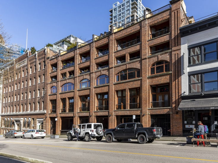 5-2 550 BEATTY STREET - Downtown VW Apartment/Condo for sale, 1 Bedroom (R2561739)
