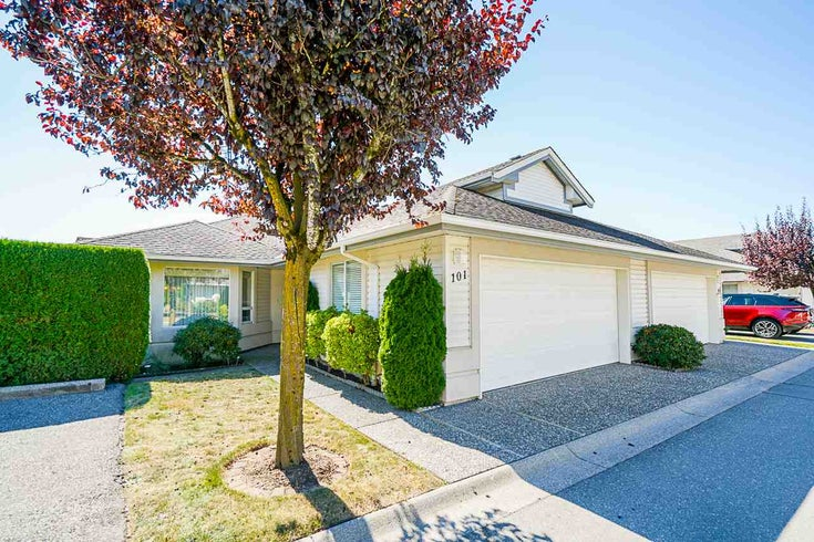 101 31406 UPPER MACLURE ROAD - Abbotsford West Townhouse for sale, 3 Bedrooms (R2495989)
