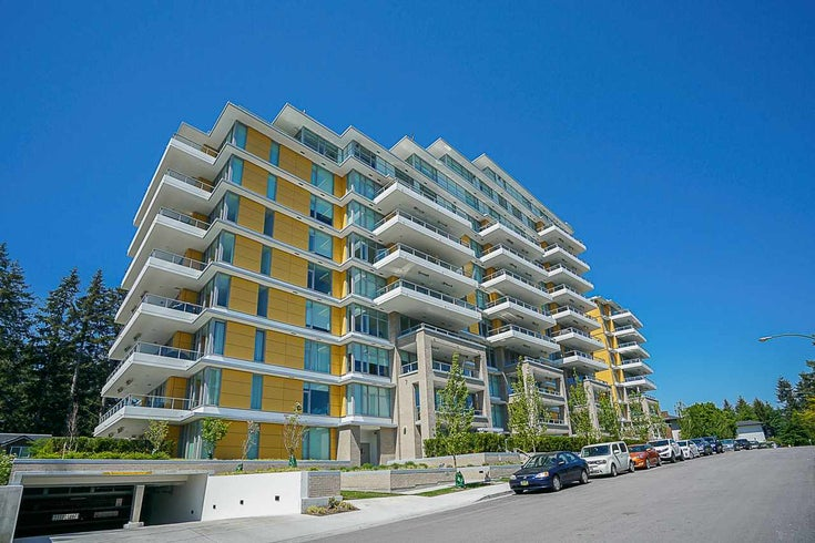 607 1501 VIDAL STREET - White Rock Apartment/Condo for sale, 2 Bedrooms (R2498221)