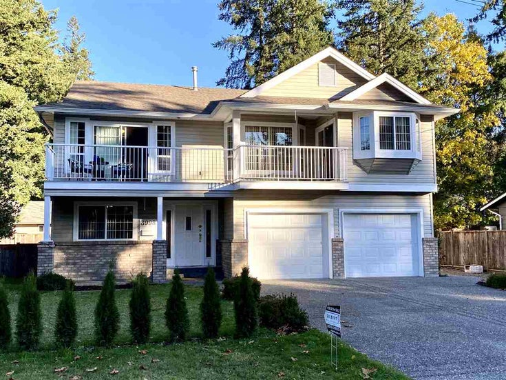 3998 201 STREET - Brookswood Langley House/Single Family for sale, 5 Bedrooms (R2515864)