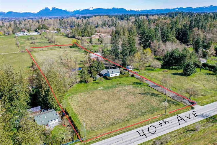22985 40 AVENUE - Campbell Valley House with Acreage for sale, 3 Bedrooms (R2565143)