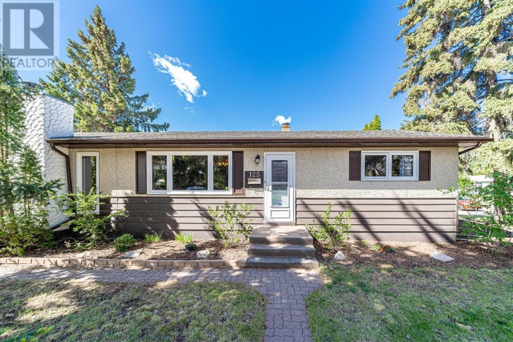125 Fitzgerald ST - Saskatoon House for sale, 3 Bedrooms (SK824509)