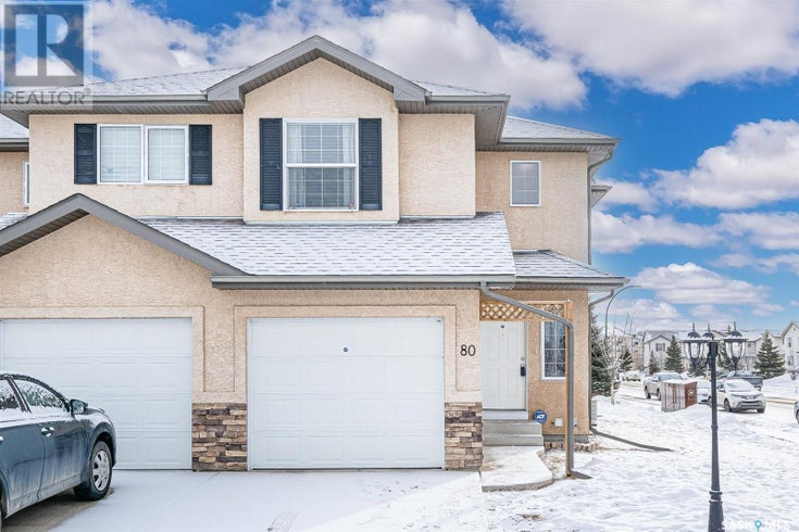 80 118 Pawlychenko LN - Saskatoon Row / Townhouse for sale, 3 Bedrooms (SK844971)
