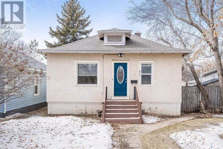 911 H AVE N - Saskatoon House for sale, 2 Bedrooms (SK846497)