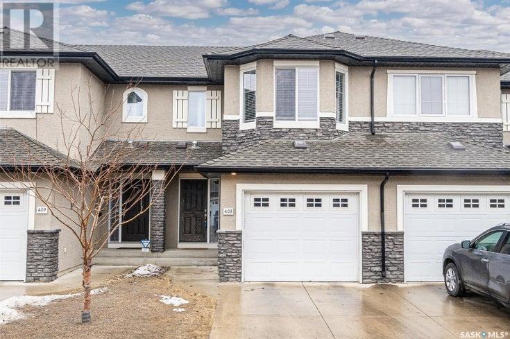 408 410 Hunter RD - Saskatoon Row / Townhouse for sale, 3 Bedrooms (SK846839)