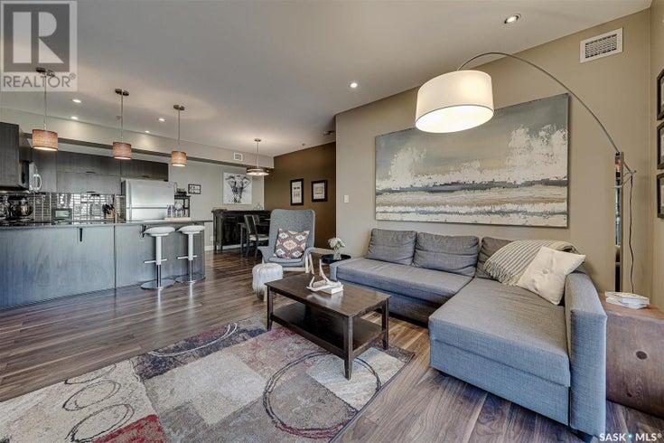 103 721 8th ST E - Saskatoon Apartment for sale, 2 Bedrooms (SK850204)
