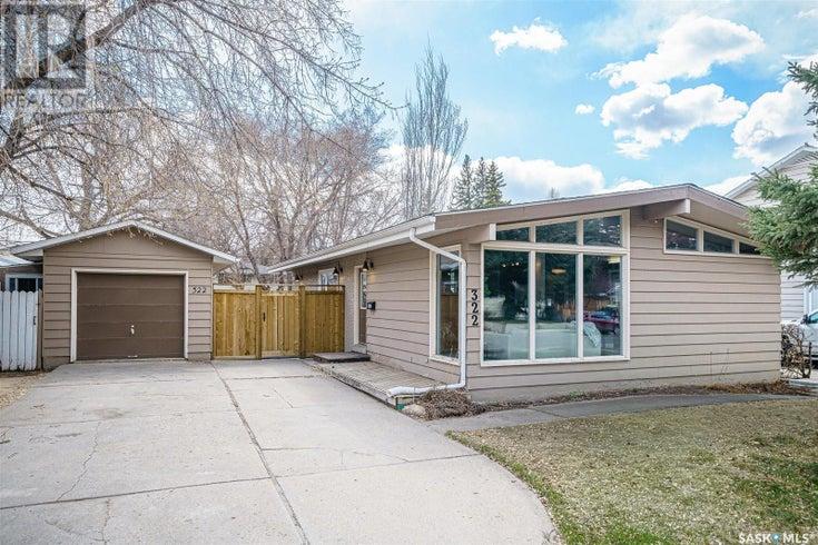 322 Ash ST - Saskatoon House for sale, 5 Bedrooms (SK851370)