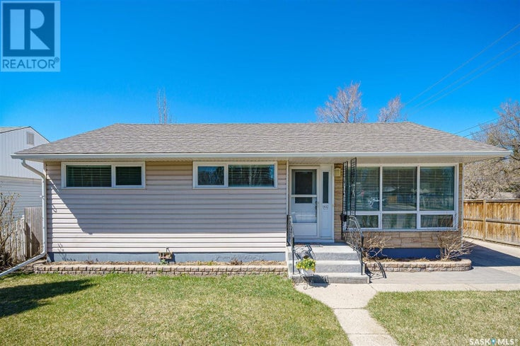 1902 Cairns AVE - Saskatoon House for sale, 5 Bedrooms (SK852607)