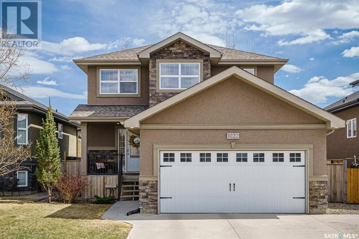 1022 Rempel WAY - Saskatoon House for sale, 4 Bedrooms (SK852956)