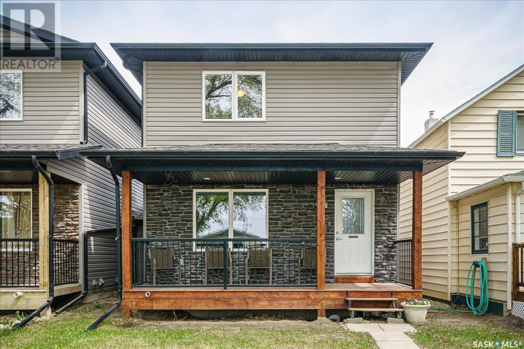 416 L AVE N - Saskatoon for sale, 3 Bedrooms (SK855313)