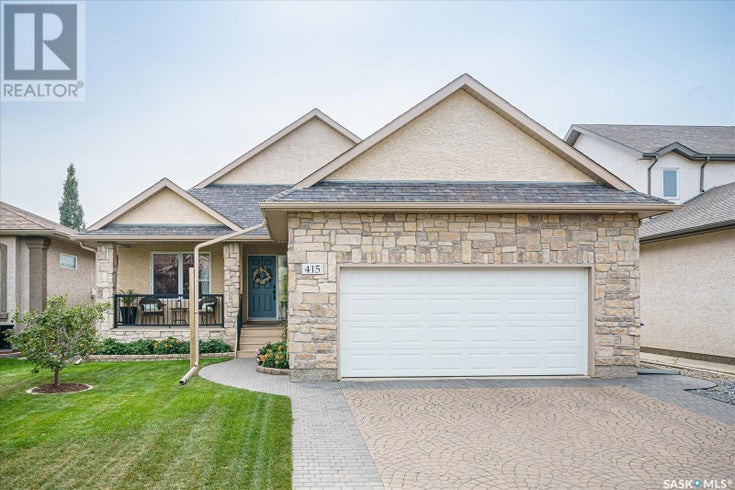 415 Bellmont CRES - Saskatoon House for sale, 5 Bedrooms (SK871050)