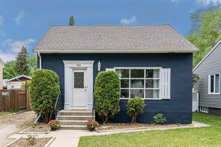 1506 Wiggins Ave S - Saskatoon HOUSE for sale, 3 Bedrooms (SK810555)
