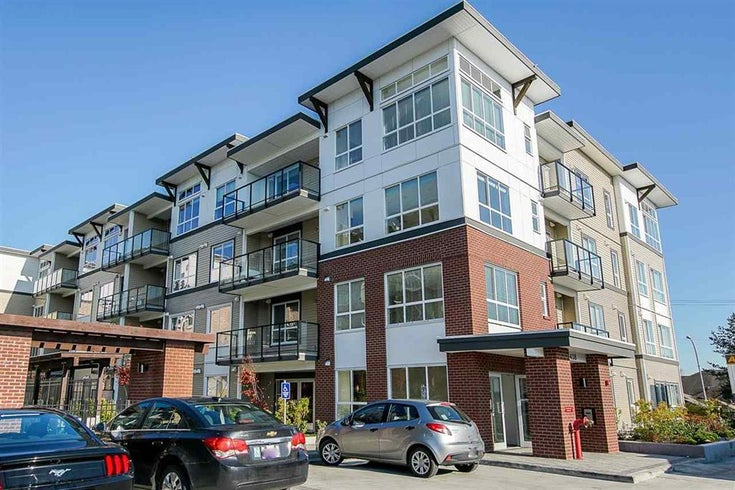201 6438 195A STREET - Langley City Apartment/Condo for sale