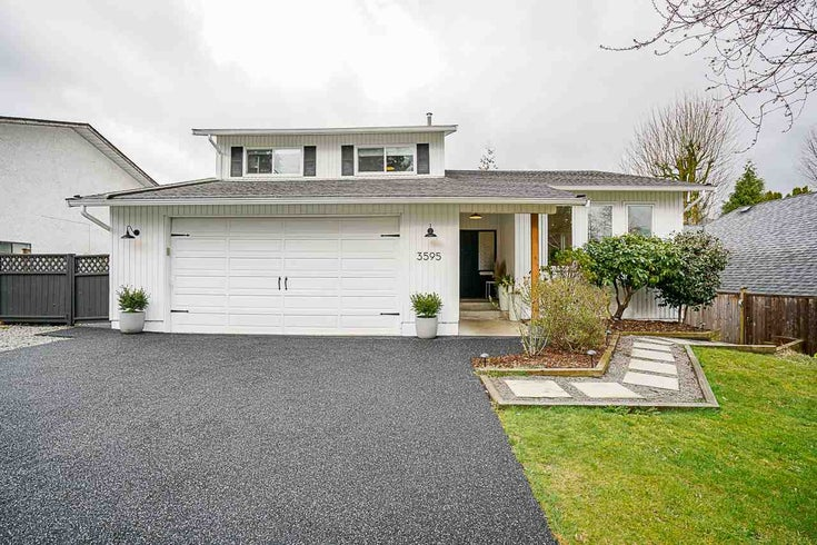3595 DAVIE STREET - Abbotsford East House/Single Family for sale, 5 Bedrooms (R2554893)