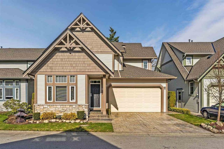 11 6177 169 STREET - Cloverdale BC Townhouse for sale, 3 Bedrooms (R2555370)