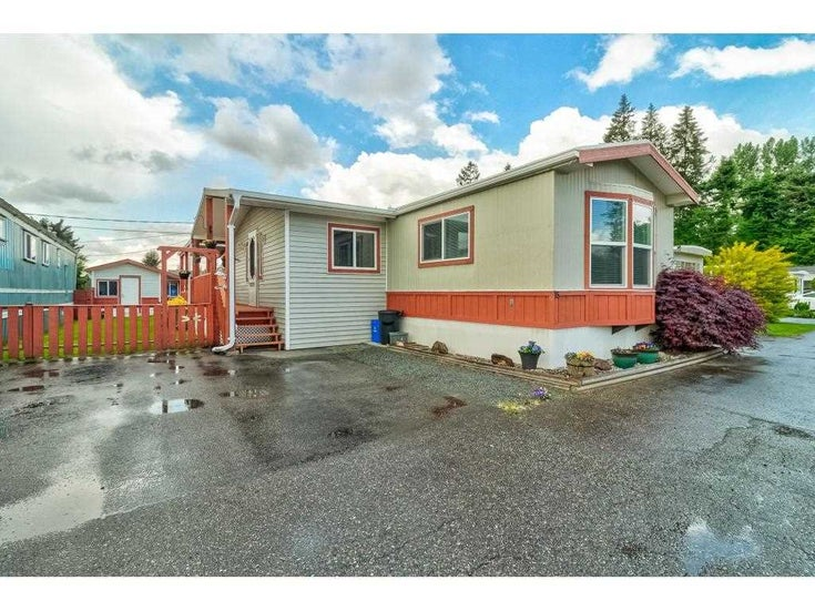 15 4426 232 STREET - Salmon River Manufactured for sale, 2 Bedrooms (R2582551)
